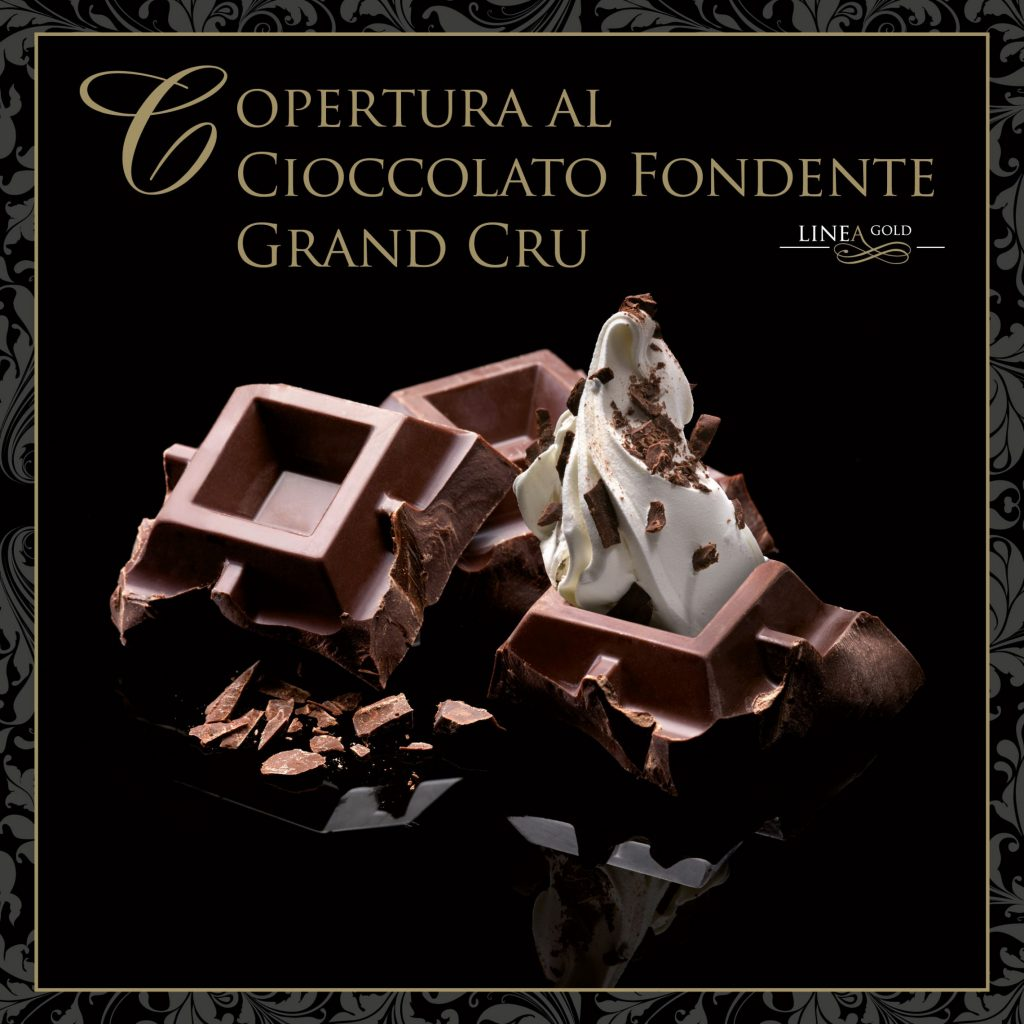 Copertura al Cioccolato fondente Grand Cru