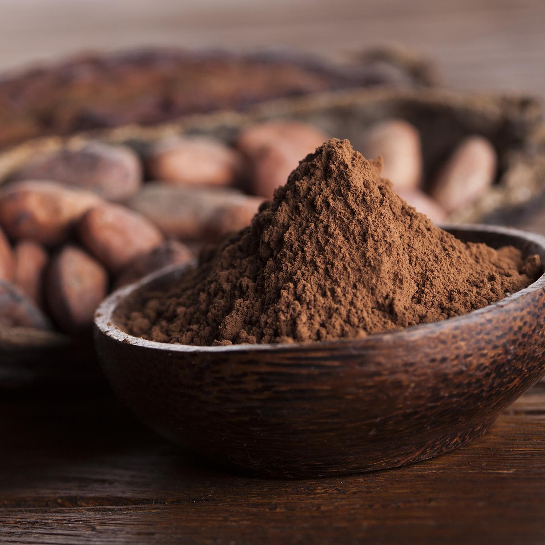 Cocoa and Liquorice