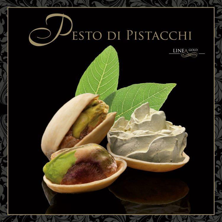 Pistachios Pesto Gold Line