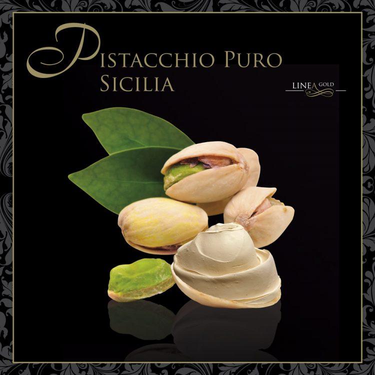 Sicily Pure Pistachio Gold Line