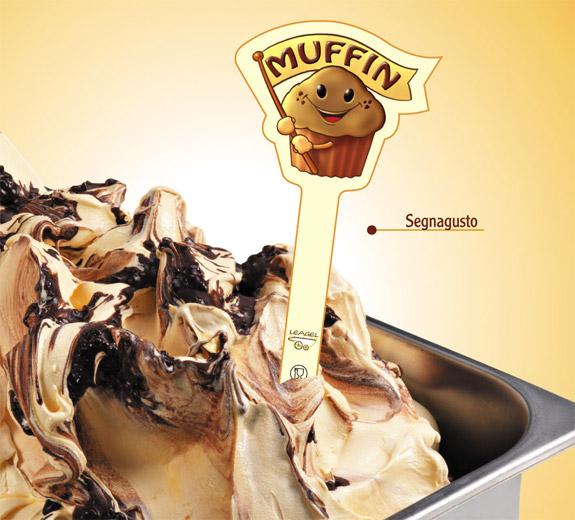 gelato muffin