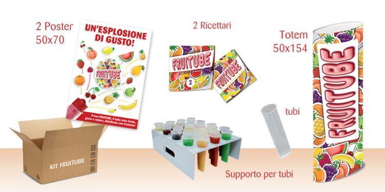 kit Fruitube