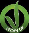 Vegan Gelato - Vegan Ok Logo