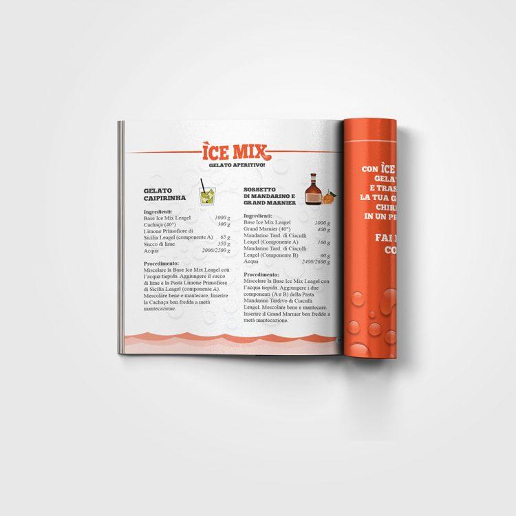 Ice Mix Recipe Book