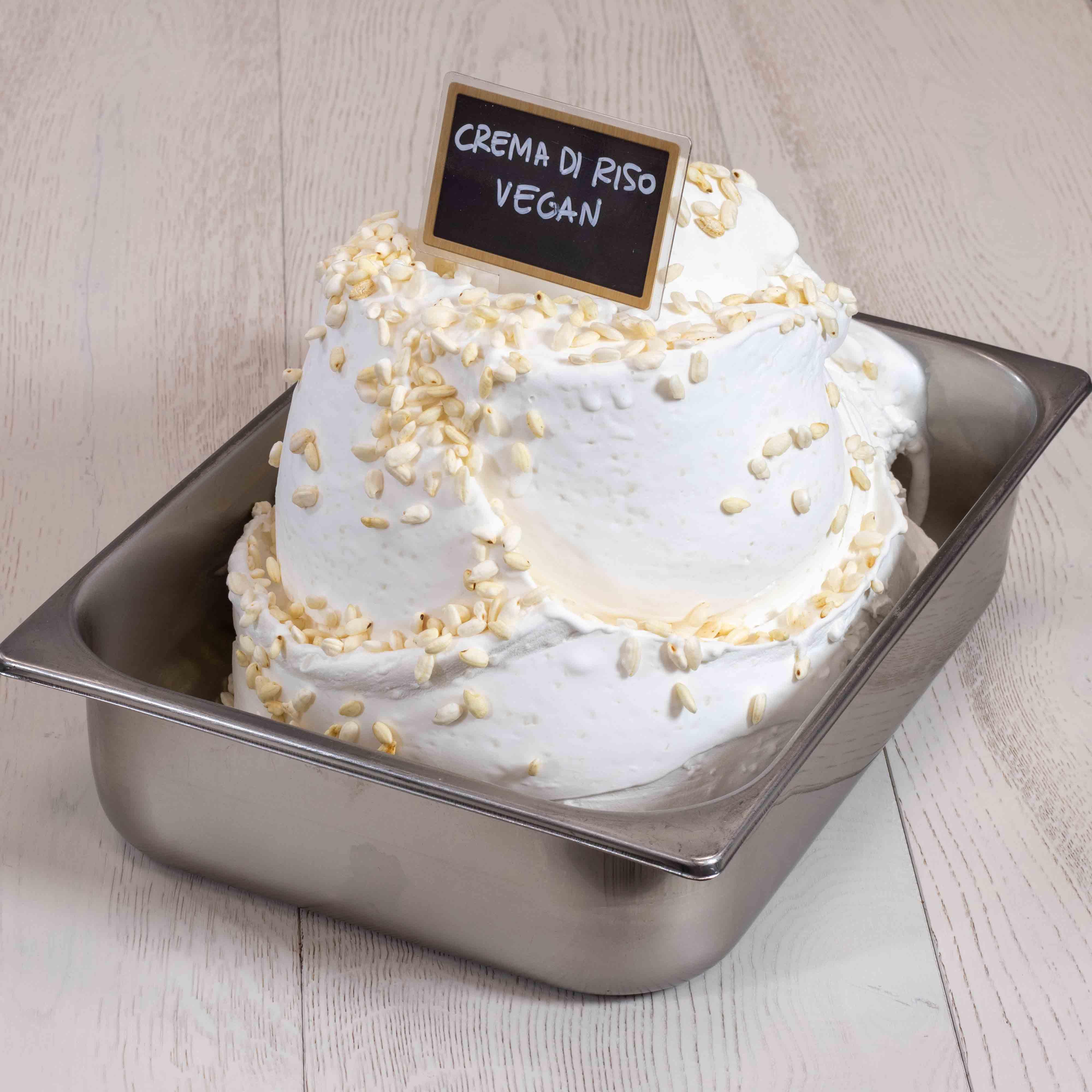 Vegan Rice Cream